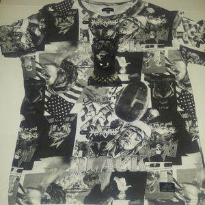 AKOO brand Ultra Cool Design Tshirt 3XL